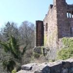 Ausflug zur Wehrburg in Lauterbach