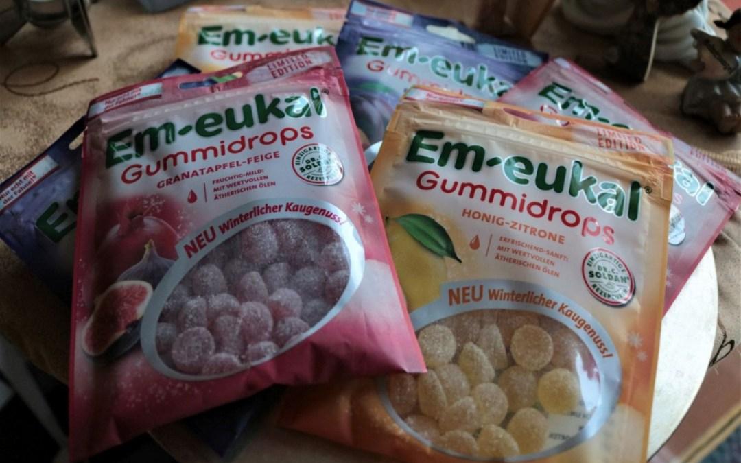 Honig-Zitrone, Granatapfel-Feige und Pflaume-Zimt – Gummidrops der besonderen Art