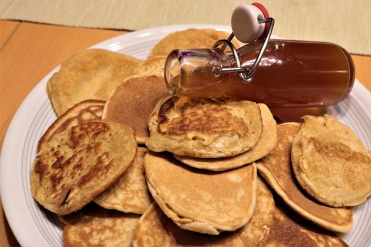 Pancakes mit Fresubin® hochkalorisch lecker