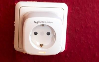 Smarte Lichtsteuerung – plug pack von Gigaset
