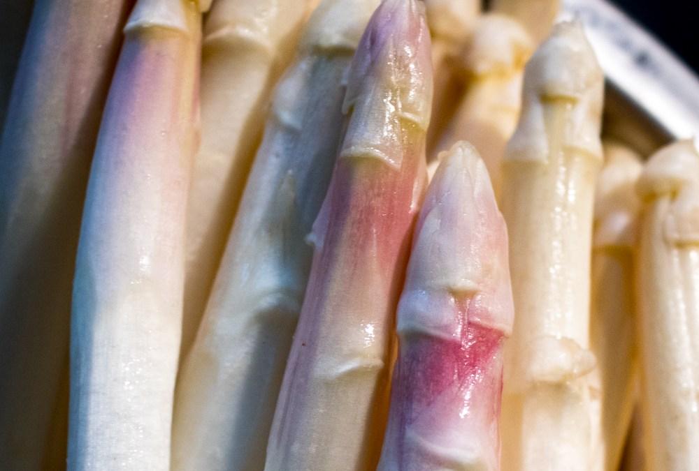 Spargel – Gemüse der Könige und Kaiser
