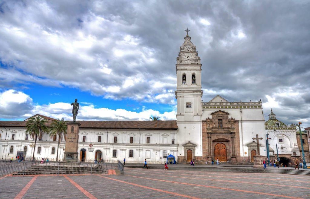 Quito , Ecuador