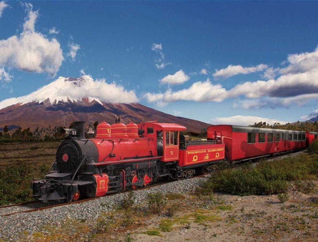 tren crucero ecuador