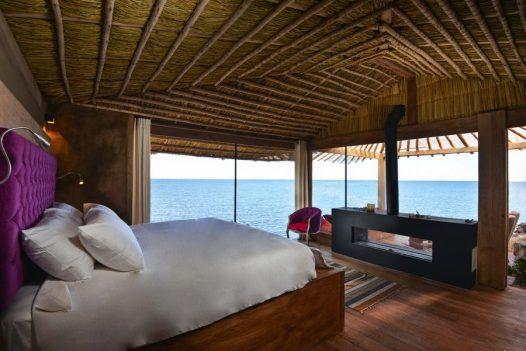Puno travel guide- bedroom Amanita lodge