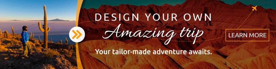 Luxury hotels in Sacred Valley - Customize trip banner.