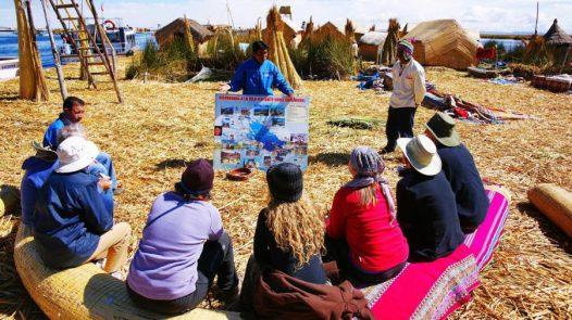 Uros Floating Island - Puno travel guide