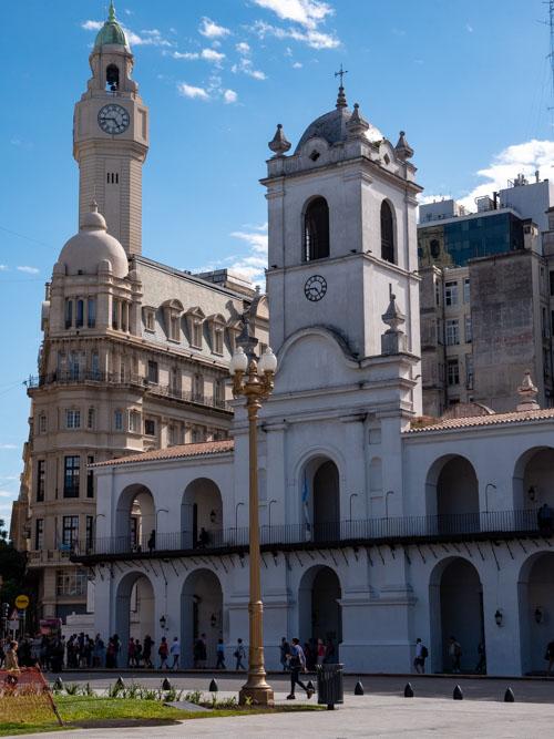Museo Histórico Nacional del Cabildo y la Revolución de Mayo, Buenos Aires, Argentina