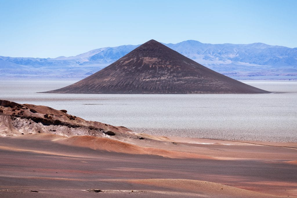 Visit Cono de Arita in our Northern Argentina Trip - Visit Northwest Argentina