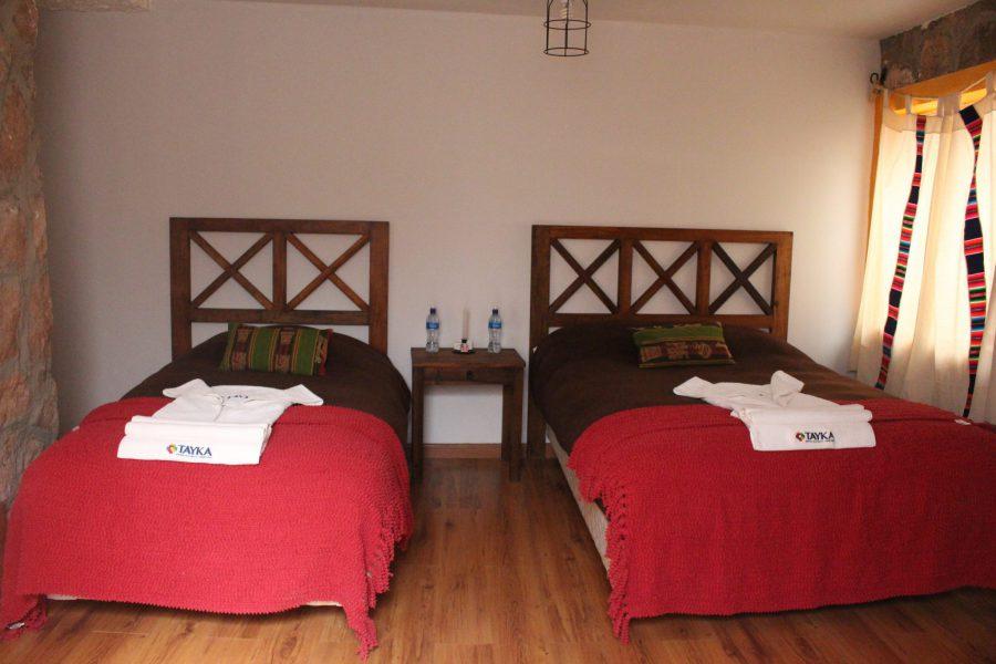 Tayaka hotel - Uyuni trip