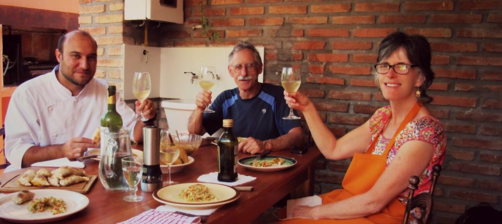 Empanadas lessons in Salta - Visit Northwest Argentina
