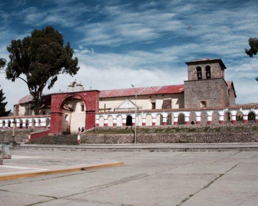 Chucuito Main Plaza