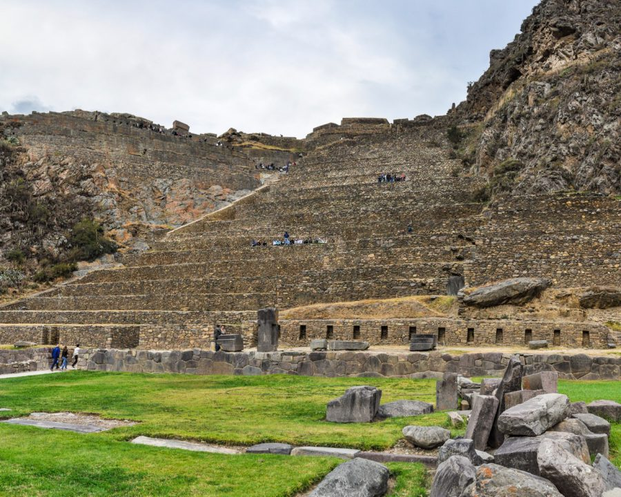 Things to do in Sacred Valley - Ollantaytambo ruins.