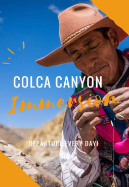Colca Canyon immersion experience