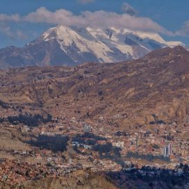 La Paz Travel Guide view of the city