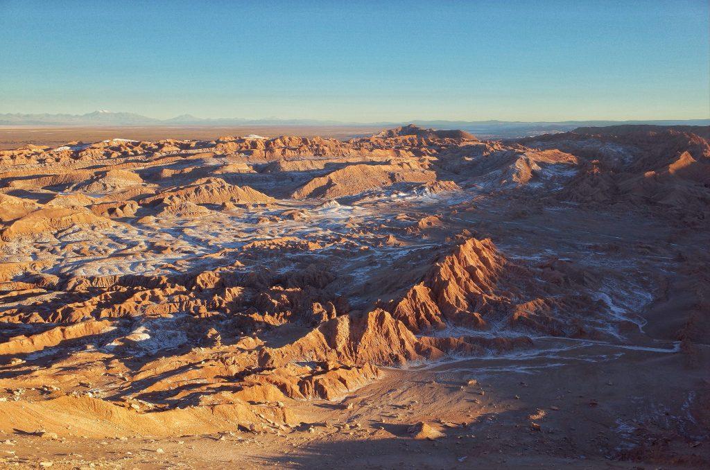 valley of the moon san pedro de atacama travel guide