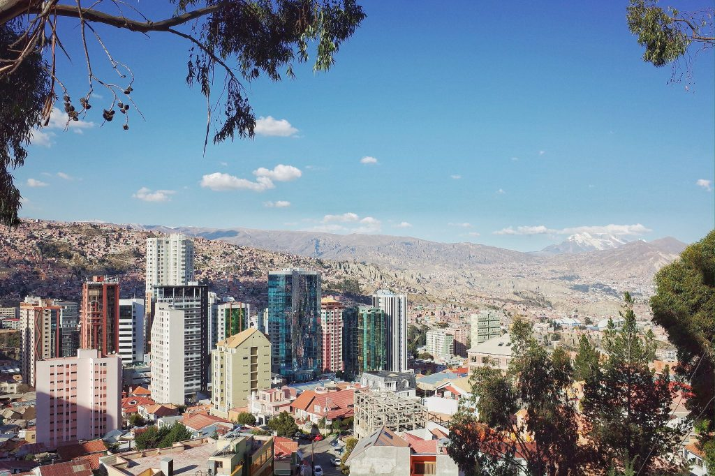 La Paz Bolivia holidays