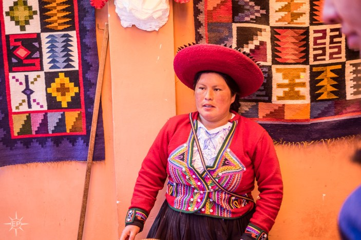 Things to do in Peru's Sacred Valley - Andean woman