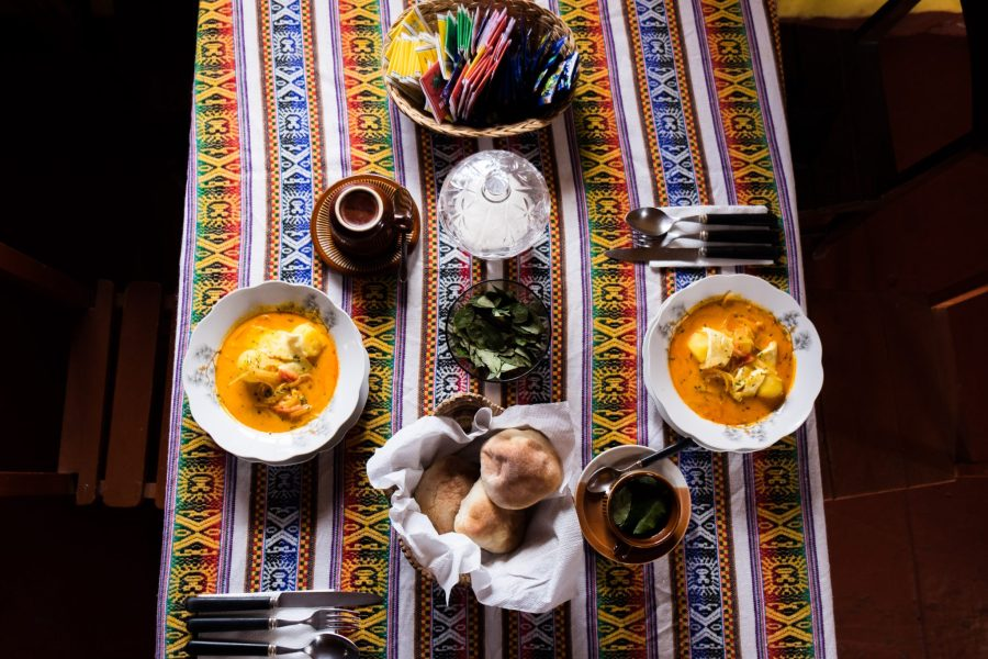 Homestay tours in Colca Canyon - Lunch