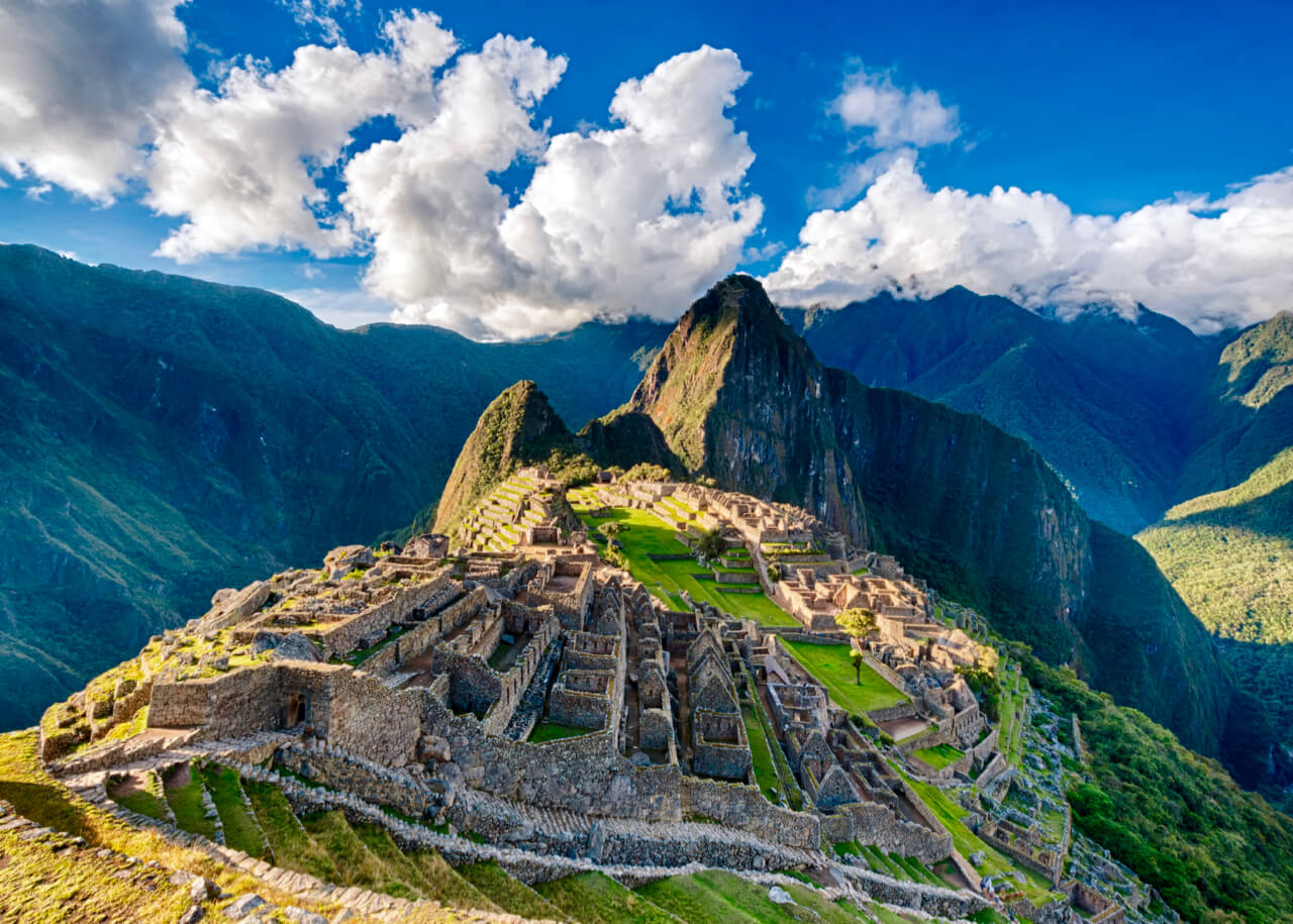 tourplan-hidden inca trail - 1