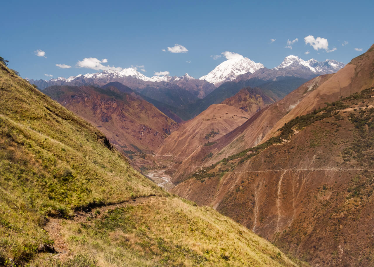 Best inca trail Abra Málaga - Huyro