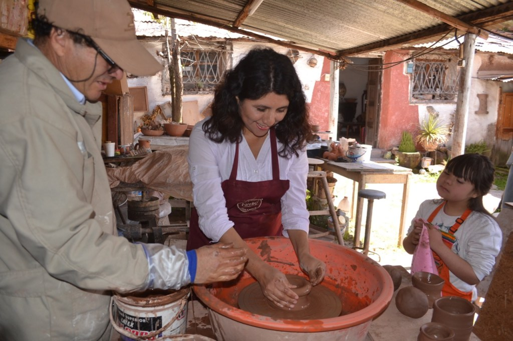 cusco pottery