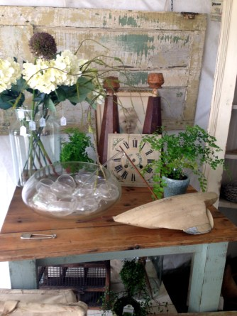 Brimfield antiques