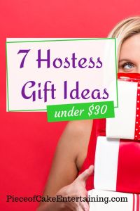 7 Hostess Gift Ideas under $30