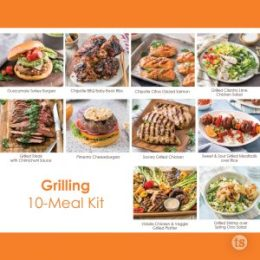 GRilling Meal Kit Idea