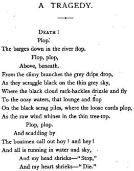 sample poem