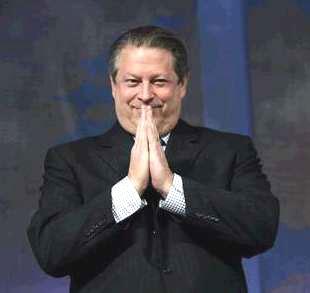 Al Gore Confesses