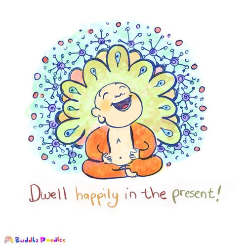Buddha Doodles Pieces Of Bliss