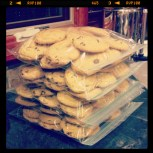 Made 30 dozen cookies for my younger sister's graduation