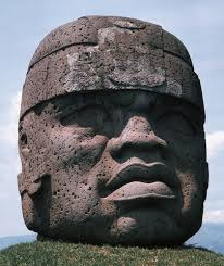 olmec head 2