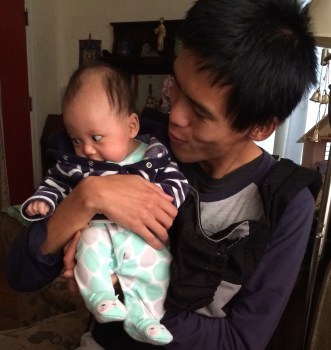 Twinkle in a Daddy's eye