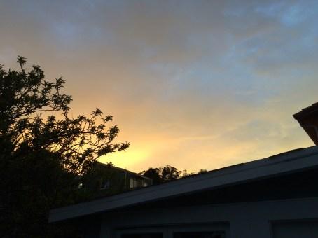 Raw Siena Sunset