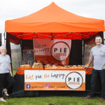 Brian and Laura bring their homemade baking to local events in and around the Cumbria area