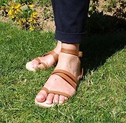 Sandales SEMERDJIAN