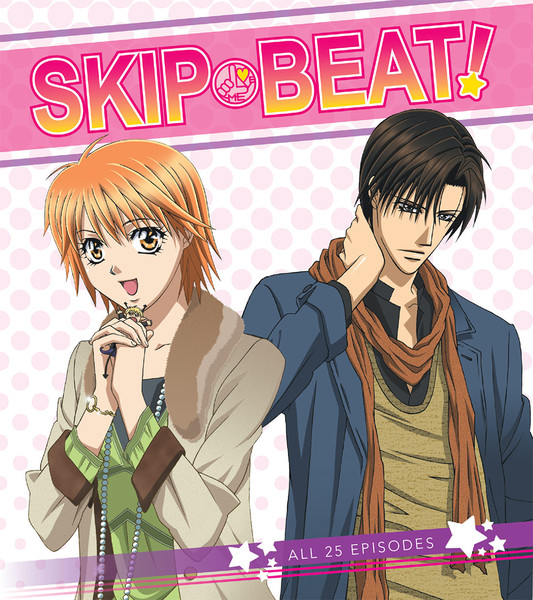 Skip Beat Darumaya BD Set