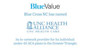 Blue Value UNC Health Alliance (BCBS NC)-Piedmont Behavioral Services