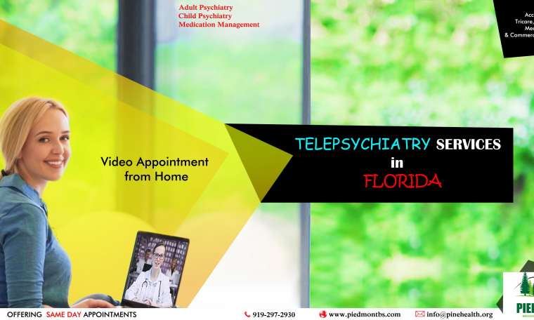 Psychiatrist Florida. Piedmont Behavioral Services