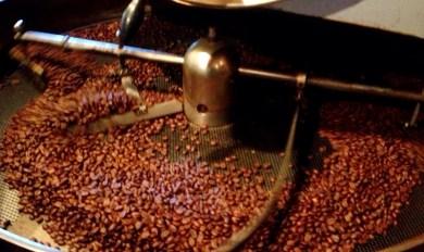 Piedmont Coffee Roasters small batch coffee roast