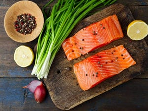 Eating Fish Might Guard Against MS