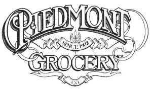 Piedmont Grocery Outlines