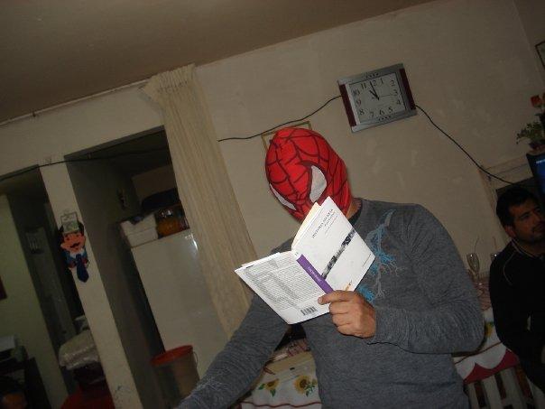 el hombre araña lee historia secreta