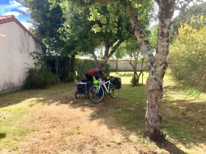 camping de prigny moutiers en retz vélodyssée velo étape