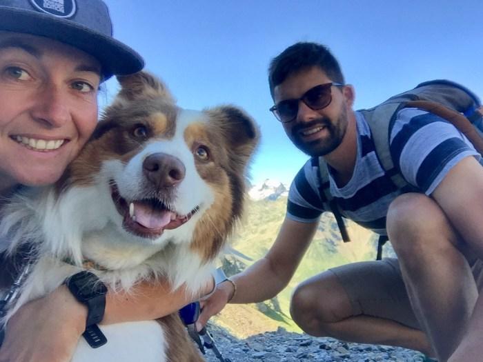 randonnée au pic du midi avec son chien