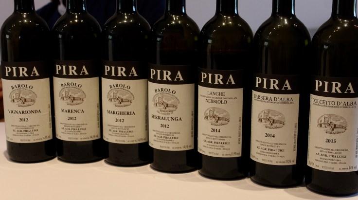 pira lineup