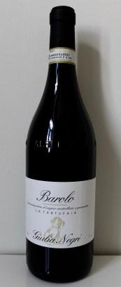 Giulia Negri, Wine review, Piemontegirl