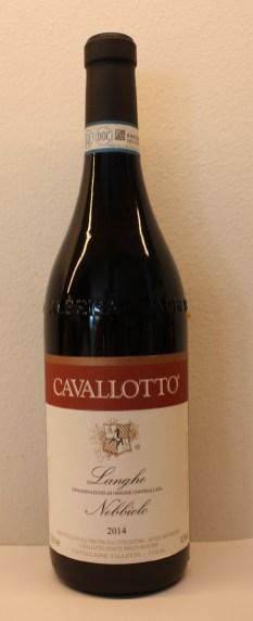 Cavallotto at Vinmonopolet