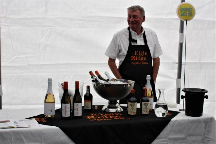 Sandefjord Vinfestival Elgin Ridge